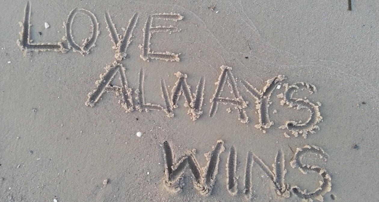 Love Always Wins– The Blog